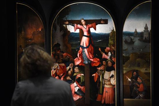 معرض رؤى عبقرية، الفنان الهولندى هيرونيموس بوش، متحف نوردبرابانتس، فن تشكيلى، اخبار الثقافة (1)
