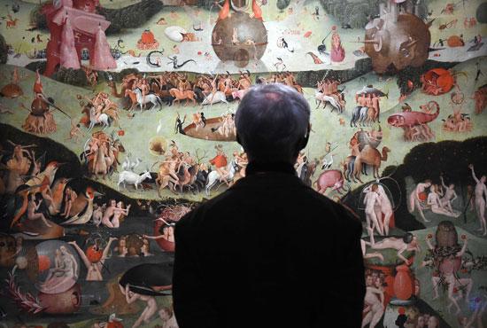 معرض رؤى عبقرية، الفنان الهولندى هيرونيموس بوش، متحف نوردبرابانتس، فن تشكيلى، اخبار الثقافة (2)