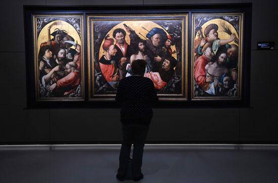 معرض رؤى عبقرية، الفنان الهولندى هيرونيموس بوش، متحف نوردبرابانتس، فن تشكيلى، اخبار الثقافة (6)