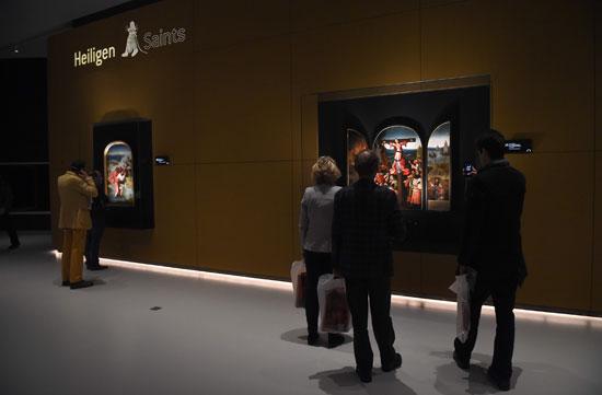 معرض رؤى عبقرية، الفنان الهولندى هيرونيموس بوش، متحف نوردبرابانتس، فن تشكيلى، اخبار الثقافة (7)