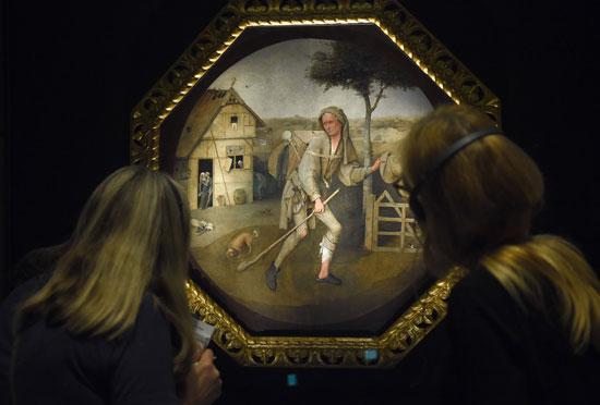 معرض رؤى عبقرية، الفنان الهولندى هيرونيموس بوش، متحف نوردبرابانتس، فن تشكيلى، اخبار الثقافة (8)