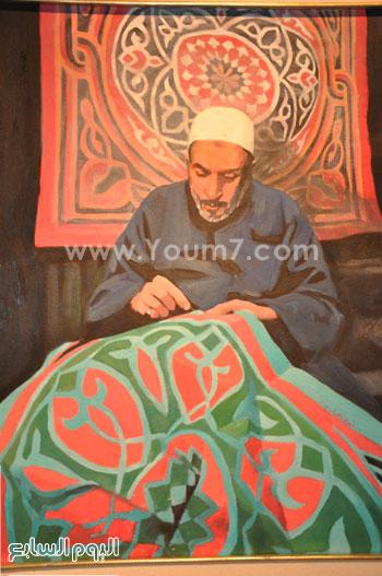 افتتاح-معرض-حالة-لـ-أماني-زهران-(2)