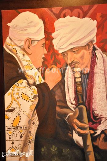 افتتاح-معرض-حالة-لـ-أماني-زهران-(11)