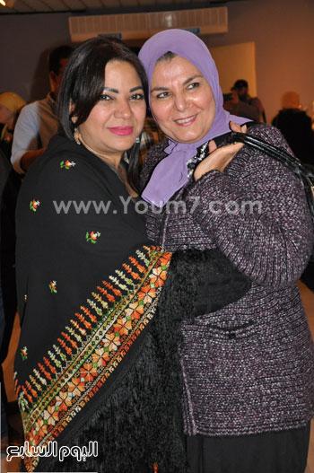 افتتاح-معرض-حالة-لـ-أماني-زهران-(14)