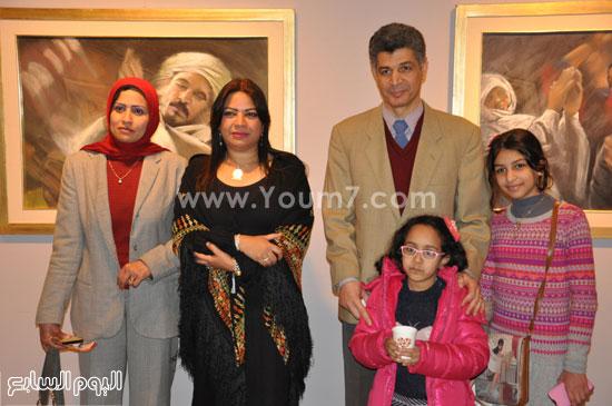 افتتاح-معرض-حالة-لـ-أماني-زهران-(5)