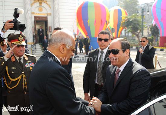 1السيسى الرئيس عبد الفتاح السيسى مجلس النواب خطاب الرئيس فى البرلمان البرلمان (1)11