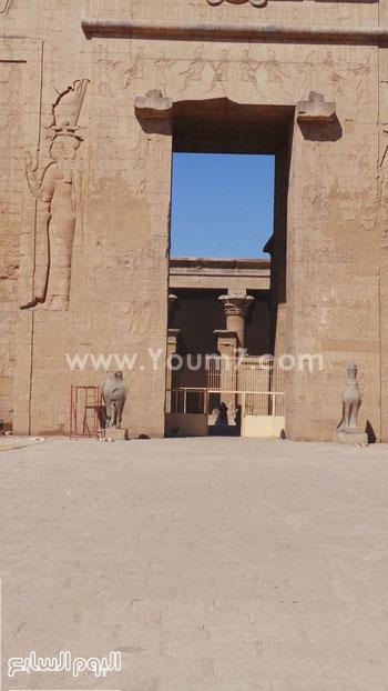 معبد-ادفو-(11)