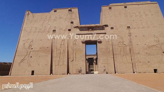 معبد-ادفو-(12)