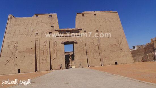 معبد-ادفو-(13)