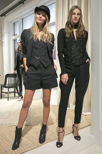 عرض أزياء بأسبوع الموضة بنيويورك (7)