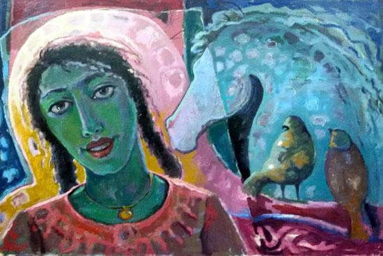 اعمال فنية لميرفت الشاذلى (1)