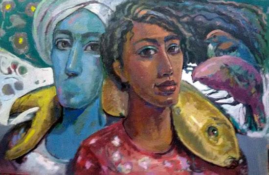 اعمال فنية لميرفت الشاذلى (2)
