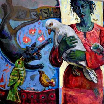 اعمال فنية لميرفت الشاذلى (3)