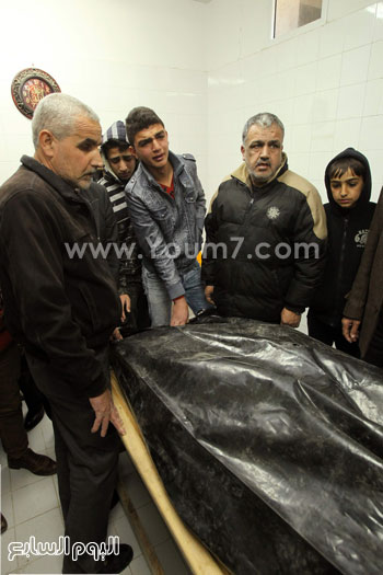 تشييع جثمان المراهقة الفلسطينية كلزار العويرى (2)