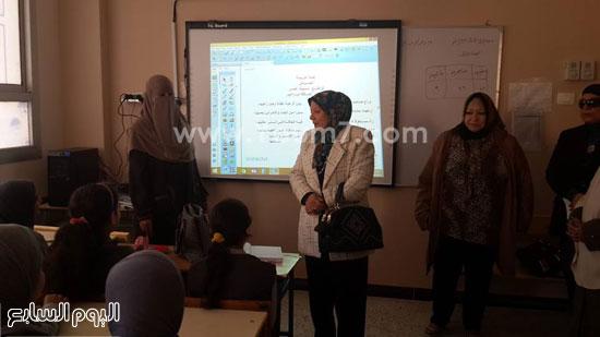 جولة وكيل وزارة التربية والتعليم (5)