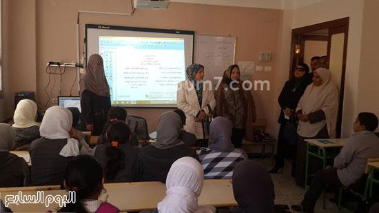 جولة وكيل وزارة التربية والتعليم (6)
