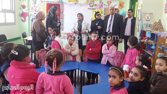 جولة وكيل وزارة التربية والتعليم (8)