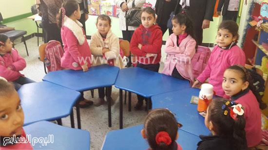 جولة وكيل وزارة التربية والتعليم (9)