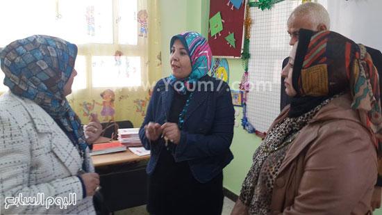 جولة وكيل وزارة التربية والتعليم (14)
