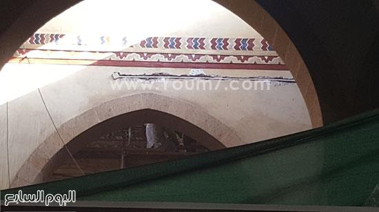 أعمال ترميم الجامع الأزهر (1)