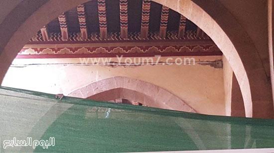 أعمال ترميم الجامع الأزهر (8)