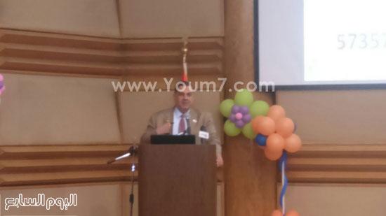 احتفالية مستشفى سرطان الأطفال 57357  وأكاديمية البحث العلمى (3)