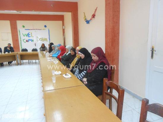 انعقاد المجلس التنفيذى لمدينة دهب (2)