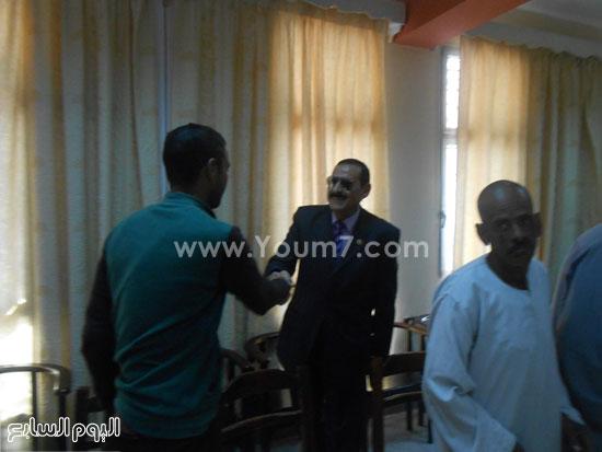 انعقاد المجلس التنفيذى لمدينة دهب (3)