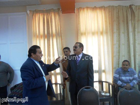 انعقاد المجلس التنفيذى لمدينة دهب (5)