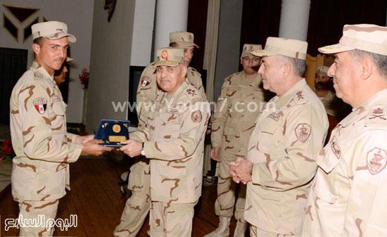 القوات المسلحة الجيش  التنمية  المنطقة الجنوبية  اخبار مصر الفريق اول صدقى صبحى (3)