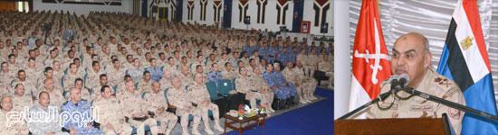 القوات المسلحة الجيش  التنمية  المنطقة الجنوبية  اخبار مصر الفريق اول صدقى صبحى (4)