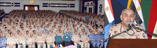 القوات المسلحة الجيش  التنمية  المنطقة الجنوبية  اخبار مصر الفريق اول صدقى صبحى (5)