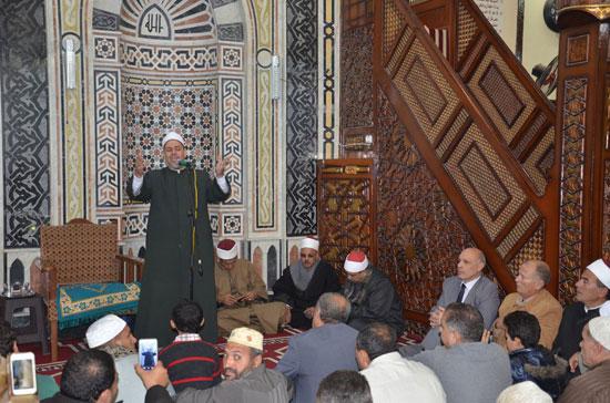 اللواء أحمد على السكرتير العام الأمسية الدينية (3)