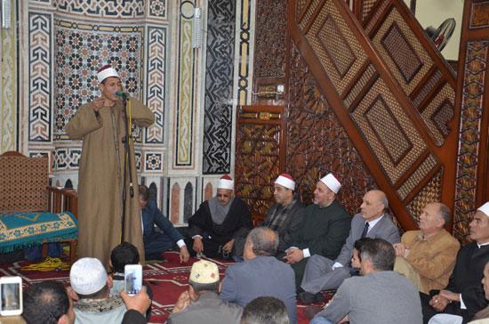 اللواء أحمد على السكرتير العام الأمسية الدينية (4)