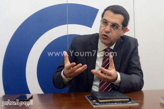 رئيس الغرفة التجارية الفرنسية ،الإسكندرية ،حجم التبادل التجارى، فرنسا (3)