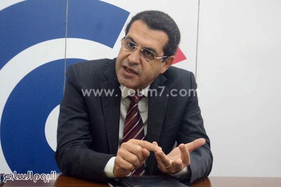 رئيس الغرفة التجارية الفرنسية ،الإسكندرية ،حجم التبادل التجارى، فرنسا (4)