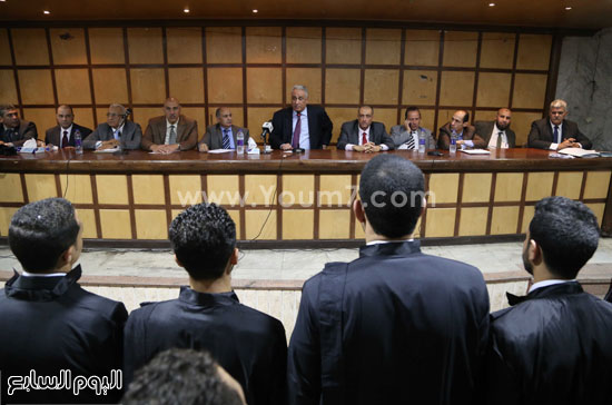 سامح عاشور نقابة المحامين  حلف اليمين   (2)