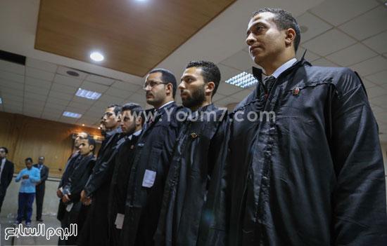 سامح عاشور نقابة المحامين  حلف اليمين   (4)