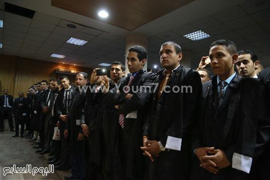 سامح عاشور نقابة المحامين  حلف اليمين   (9)