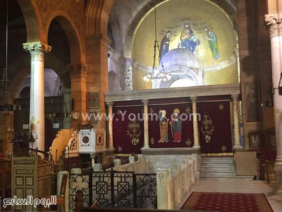 قبر-بطرس-غالى-بالكنيسة-البطرسية-(7)