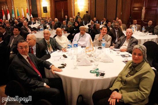 اتحاد المحاسبين العرب (2)هيئة الرقابة المالية شريف سامى