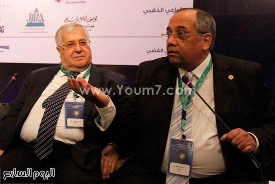 اتحاد المحاسبين العرب (3)هيئة الرقابة المالية شريف سامى