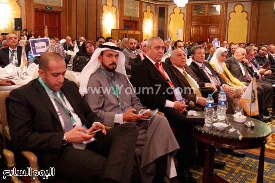 اتحاد المحاسبين العرب (4)هيئة الرقابة المالية شريف سامى
