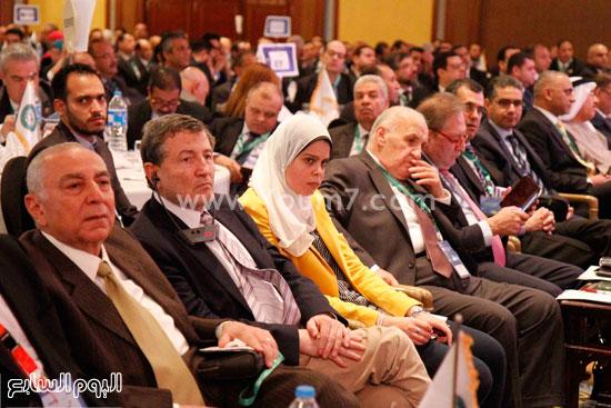 اتحاد المحاسبين العرب (5)هيئة الرقابة المالية شريف سامى