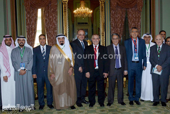 اتحاد المحاسبين العرب (9)هيئة الرقابة المالية شريف سامى
