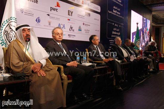 اتحاد المحاسبين العرب (12)هيئة الرقابة المالية شريف سامى