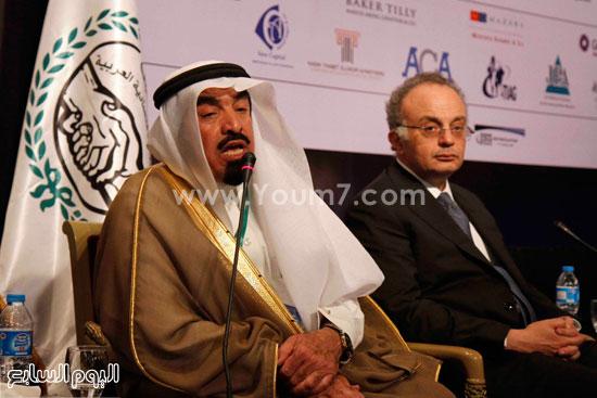 اتحاد المحاسبين العرب (13)هيئة الرقابة المالية شريف سامى