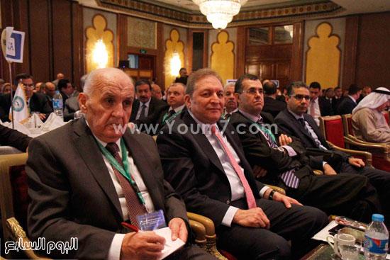 اتحاد المحاسبين العرب (15)هيئة الرقابة المالية شريف سامى