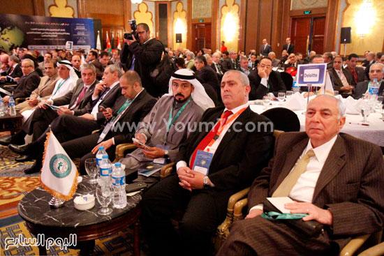 اتحاد المحاسبين العرب (16)هيئة الرقابة المالية شريف سامى