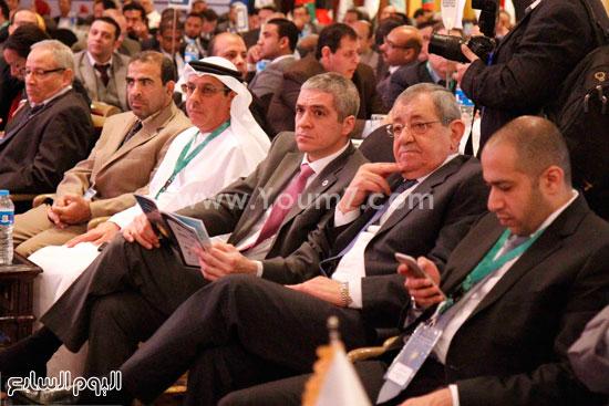 اتحاد المحاسبين العرب (17)هيئة الرقابة المالية شريف سامى